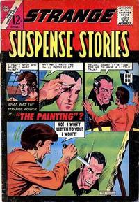 Cover Thumbnail for Strange Suspense Stories (Charlton, 1955 series) #72