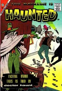 Cover Thumbnail for This Magazine Is Haunted (Charlton, 1957 series) #15
