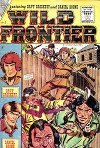 Cover Thumbnail for Wild Frontier (Charlton, 1955 series) #2