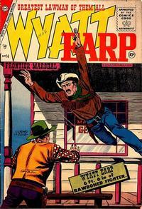 Cover Thumbnail for Wyatt Earp, Frontier Marshal (Charlton, 1956 series) #14