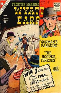 Cover Thumbnail for Wyatt Earp Frontier Marshal (Charlton, 1956 series) #29