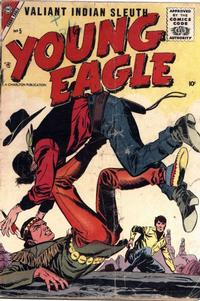 Cover Thumbnail for Young Eagle (Charlton, 1956 series) #5