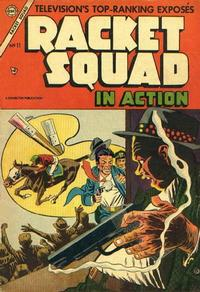Cover Thumbnail for Racket Squad in Action (Charlton, 1952 series) #11