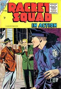 Cover Thumbnail for Racket Squad in Action (Charlton, 1952 series) #18