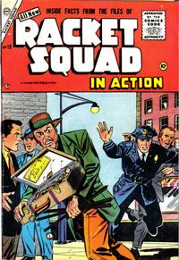 Cover Thumbnail for Racket Squad in Action (Charlton, 1952 series) #19
