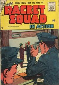 Cover Thumbnail for Racket Squad in Action (Charlton, 1952 series) #20