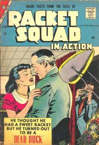Cover Thumbnail for Racket Squad in Action (Charlton, 1952 series) #26