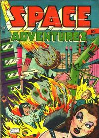 Cover Thumbnail for Space Adventures (Charlton, 1952 series) #1