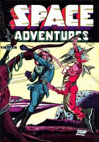 Cover Thumbnail for Space Adventures (Charlton, 1952 series) #3