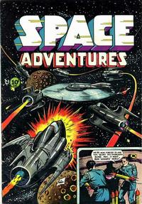 Cover Thumbnail for Space Adventures (Charlton, 1952 series) #4