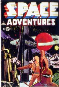 Cover Thumbnail for Space Adventures (Charlton, 1952 series) #5