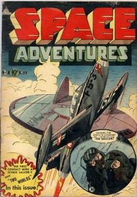 Cover Thumbnail for Space Adventures (Charlton, 1952 series) #6