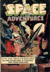 Cover Thumbnail for Space Adventures (Charlton, 1952 series) #7