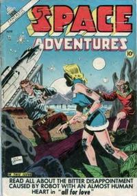 Cover Thumbnail for Space Adventures (Charlton, 1952 series) #8
