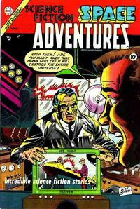 Cover Thumbnail for Space Adventures (Charlton, 1952 series) #9