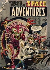 Cover Thumbnail for Space Adventures (Charlton, 1952 series) #12