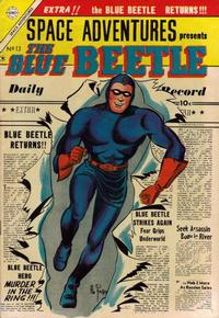 Cover Thumbnail for Space Adventures (Charlton, 1952 series) #13