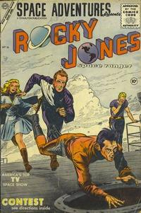 Cover Thumbnail for Space Adventures (Charlton, 1952 series) #16