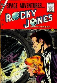 Cover Thumbnail for Space Adventures (Charlton, 1952 series) #17