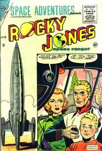 Cover Thumbnail for Space Adventures (Charlton, 1952 series) #18