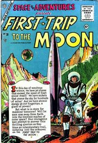 Cover Thumbnail for Space Adventures (Charlton, 1952 series) #20