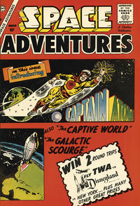Cover Thumbnail for Space Adventures (Charlton, 1958 series) #33