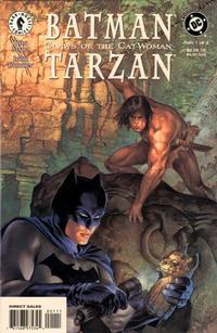 Cover Thumbnail for Batman / Tarzan: Claws of the Cat-Woman (Dark Horse, 1999 series) #1