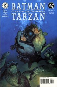 Cover Thumbnail for Batman / Tarzan: Claws of the Cat-Woman (Dark Horse, 1999 series) #4