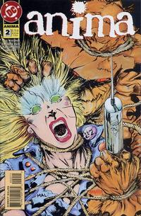 Cover Thumbnail for Anima (DC, 1994 series) #2