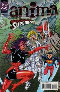 Cover for Anima (DC, 1994 series) #10