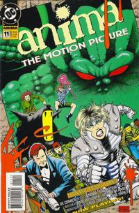 Cover Thumbnail for Anima (DC, 1994 series) #11