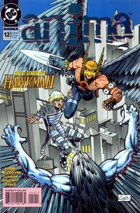 Cover for Anima (DC, 1994 series) #12