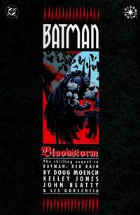 Cover Thumbnail for Batman: Bloodstorm (DC, 1995 series)  [Third Printing]