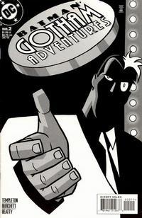 Cover Thumbnail for Batman: Gotham Adventures (DC, 1998 series) #2 [Direct Sales]