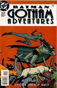 Cover Thumbnail for Batman: Gotham Adventures (DC, 1998 series) #4