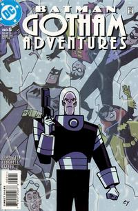 Cover Thumbnail for Batman: Gotham Adventures (DC, 1998 series) #5