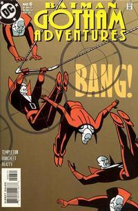 Cover Thumbnail for Batman: Gotham Adventures (DC, 1998 series) #6
