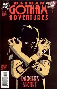 Cover Thumbnail for Batman: Gotham Adventures (DC, 1998 series) #7 [Direct Sales]