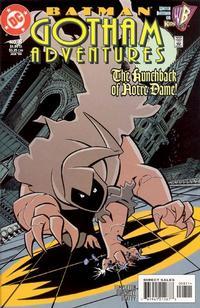 Cover Thumbnail for Batman: Gotham Adventures (DC, 1998 series) #8 [Direct Sales]