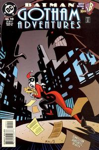 Cover Thumbnail for Batman: Gotham Adventures (DC, 1998 series) #10