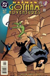 Cover Thumbnail for Batman: Gotham Adventures (DC, 1998 series) #11 [Direct Sales]