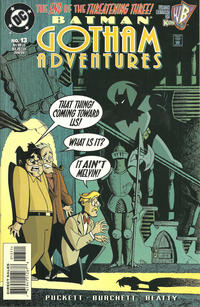 Cover Thumbnail for Batman: Gotham Adventures (DC, 1998 series) #13 [Direct Sales]