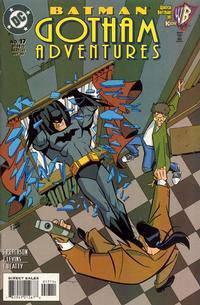 Cover Thumbnail for Batman: Gotham Adventures (DC, 1998 series) #17