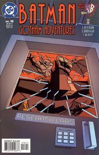 Cover Thumbnail for Batman: Gotham Adventures (DC, 1998 series) #18