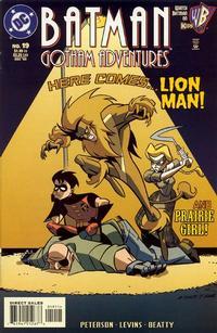 Cover Thumbnail for Batman: Gotham Adventures (DC, 1998 series) #19