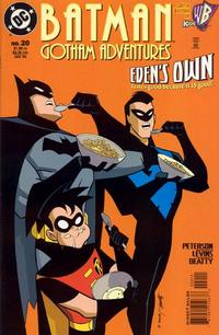 Cover Thumbnail for Batman: Gotham Adventures (DC, 1998 series) #20 [Direct Sales]