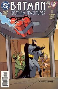Cover Thumbnail for Batman: Gotham Adventures (DC, 1998 series) #21