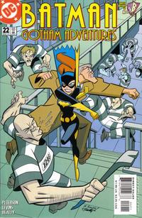Cover Thumbnail for Batman: Gotham Adventures (DC, 1998 series) #22 [Direct Sales]