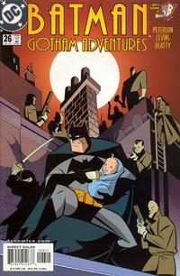 Cover Thumbnail for Batman: Gotham Adventures (DC, 1998 series) #26