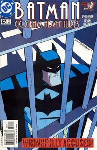 Cover Thumbnail for Batman: Gotham Adventures (DC, 1998 series) #27
